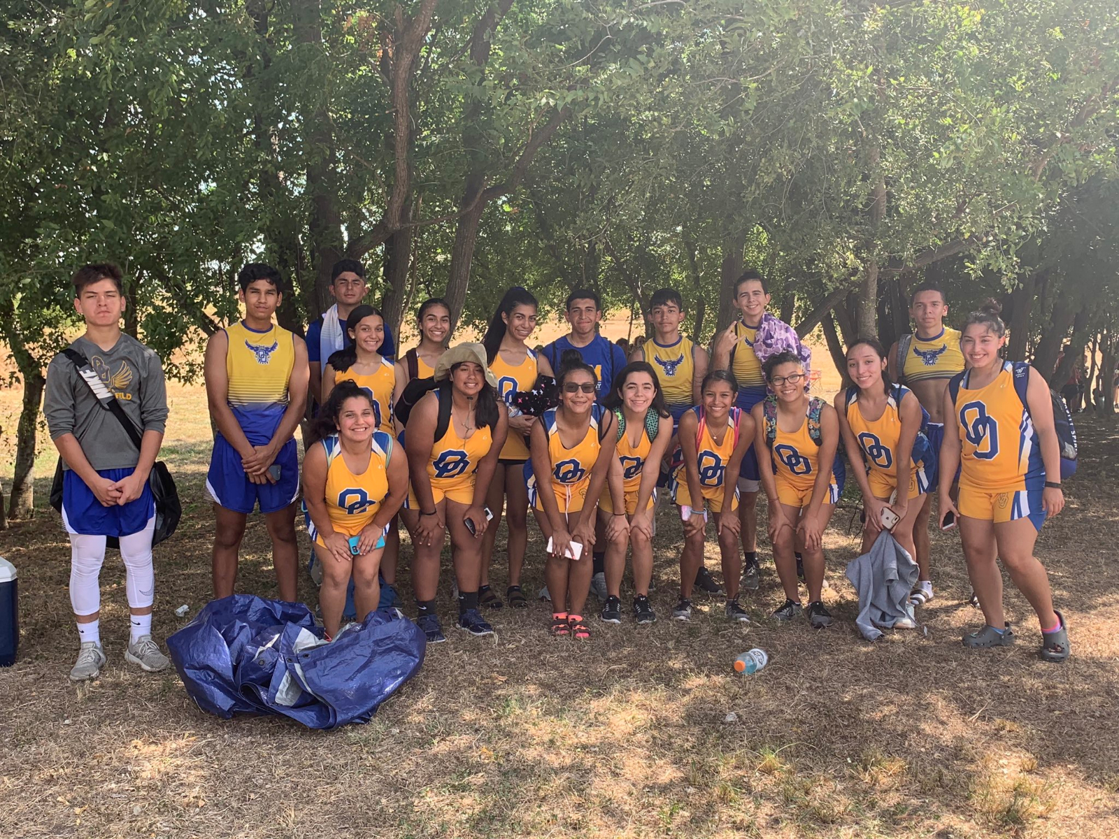 Cross Country Team Off and Running