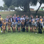 XC Concludes District; Girls Advance to Regionals