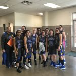 Lady Owl JV Blue Takes Down Beeville to win 3rd Place.
