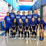 The Lady Owls Finish 4-0 in the Gregory-Portland Tournament.