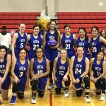 Lady Owls Beat West Oso as Julisa Alcala Grabs Her 1,000th Career Rebound.