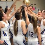 Girls Basketball Captures District Championship
