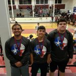 Powerlifting Having Success Early