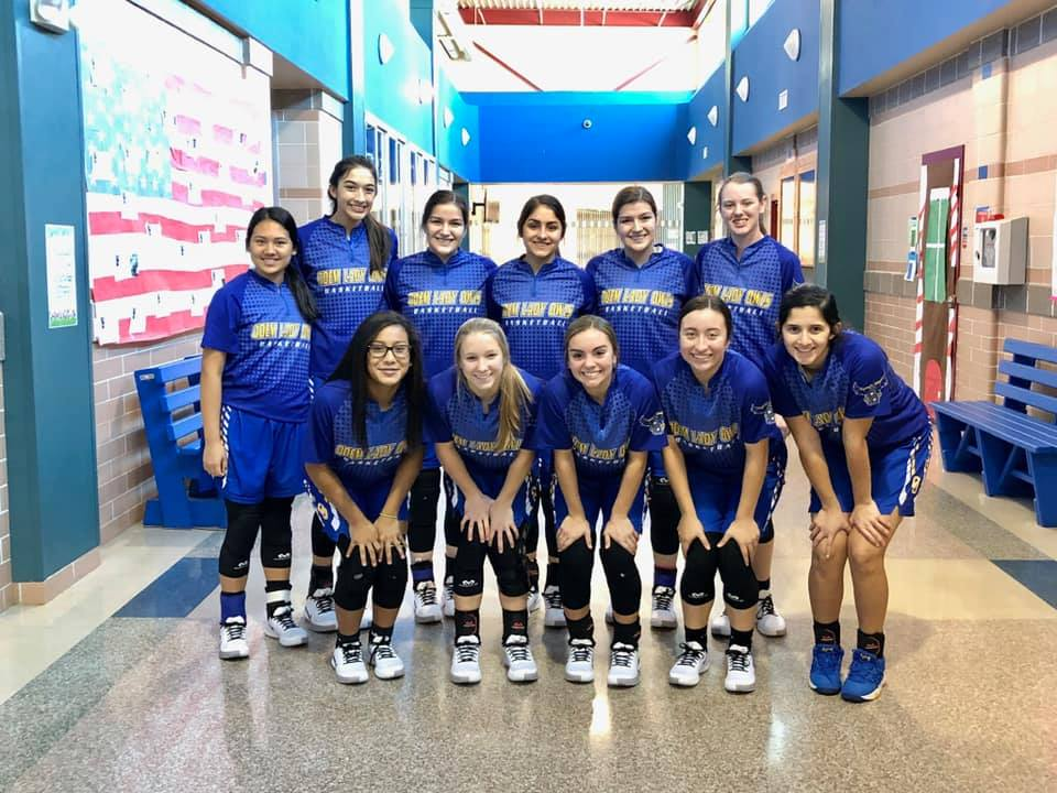Girls Basketball Receives All-District Accolades