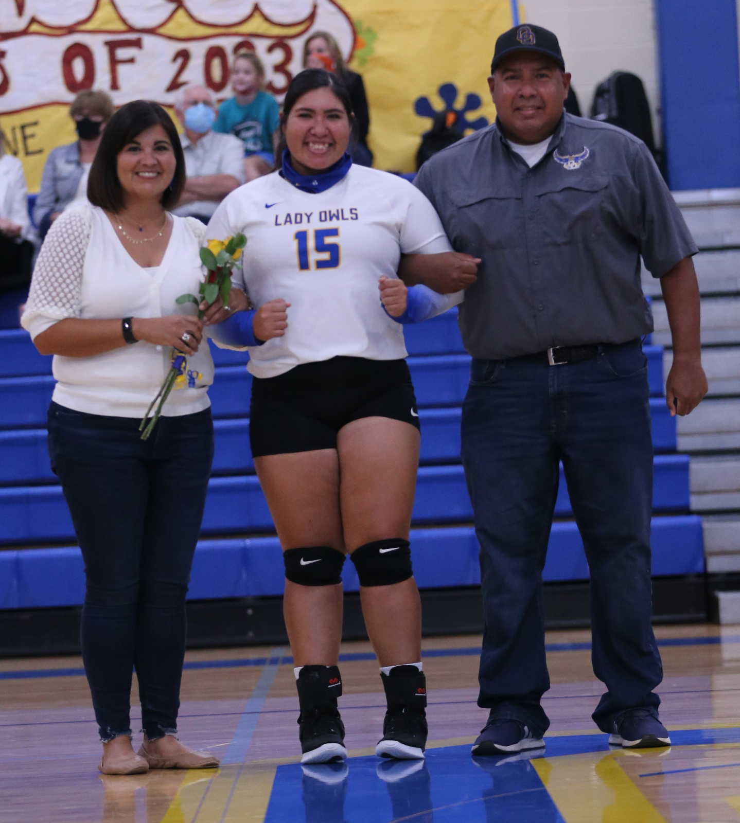 HS Volleyball Parent's Night