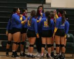 HS Volleyball at Taft
