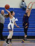 Varsity Girls Basketball vs Aransas Pass