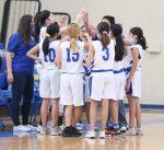 JH Girls Basketball vs Taft