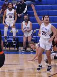 Lady Owls Beat George West to Clinch Playoff Spot for 9 Consecutive Years.
