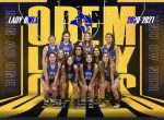 Lady Owls Beat Mathis in Final District Matchup.