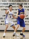 Varsity Boys Basketball vs San Diego - Playoffs