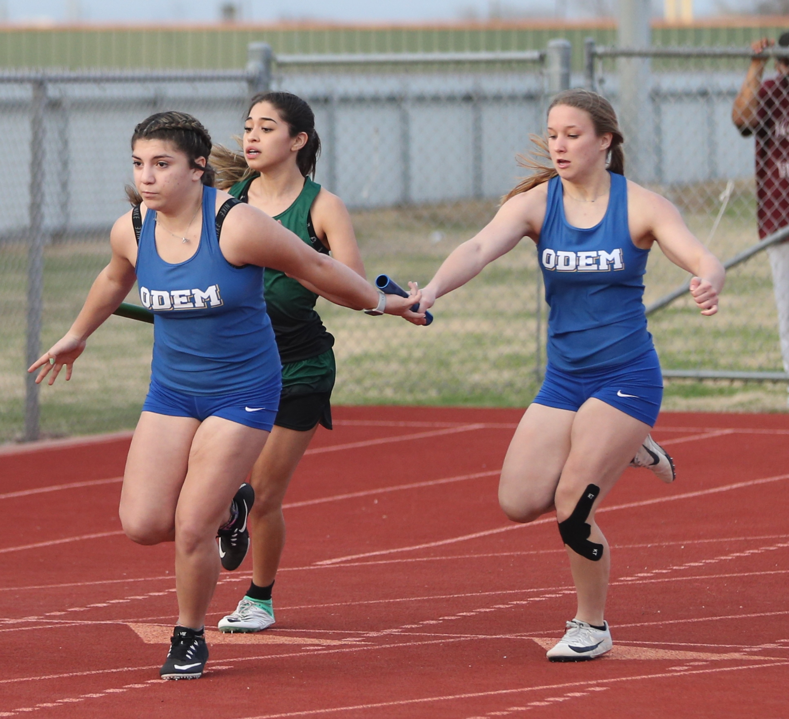 HS Track at Mathis