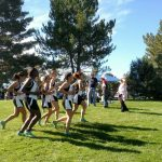 Harrison High School Coed Varsity Cross Country finishes 11th place