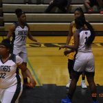 Girls Varsity Basketball beats Sierra 59 – 53