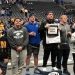 Panther Wrestler finishes 4th at State