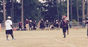 July 2015: 7-on-7 and FCA Tournament