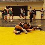 Columbia High School Boys Varsity Wrestling ties Irmo High School 0-0