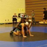 Columbia High School Boys Varsity Wrestling finishes 2nd place