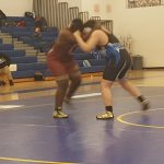 Columbia High School Boys Varsity Wrestling finishes 3rd place