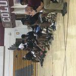 Columbia High School Boys Varsity Wrestling finishes 1st place