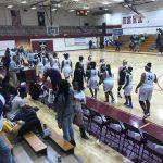 Girls Varsity Basketball beats Powdersville 44 – 32