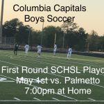 Boys Playoff Soccer