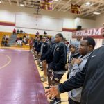 Wrestling Team Playoffs-February 8th