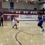 Girls Varsity Basketball beats Midland Valley 55 – 34