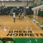 Boys Varsity Basketball beats C A Johnson 70 – 38