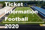 Football Ticket and Stadium Information (Fall 2020)