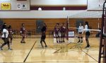 Volleyball vs. Saluda 9/28