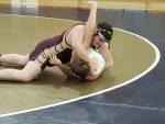 Boys Varsity Wrestling falls to Blythewood 42 – 26