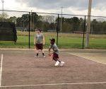 Boys Varsity Tennis falls to Batesburg-Leesville 5 – 1