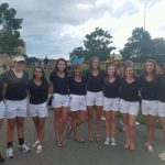 Pendleton High School Girls Varsity Golf beat West Oak High School 214-246