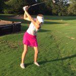 Pendleton High School Girls Varsity Golf beat Liberty High School 191-267