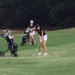 Pendleton High School Girls Varsity Golf beat Liberty High School 181-234