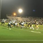 Pendleton High School Varsity Football beat Berea High School 12-7