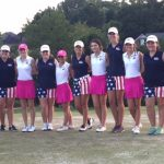 Pendleton High School Girls Varsity Golf falls to Powdersville High School 177-182