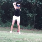 Pendleton High School Girls Varsity Golf falls to Walhalla Senior High School 182-188