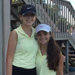 Pendleton High School Girls Varsity Golf beat T L Hanna High School 177-184