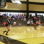 Pendleton High School Girls Varsity Volleyball falls to Wallhalla 3-2