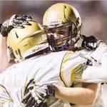 Pendleton High School Varsity Football beat West Oak High School 32-0