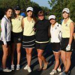 Pendleton High School Girls Varsity Golf falls to Powdersville High School 342-382
