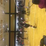 Pendleton High School Girls Junior Varsity Volleyball falls to West-Oak 2-0