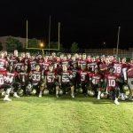 Pendleton High School Varsity Football beat Walhalla 48-10