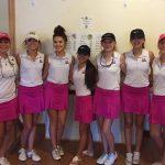 Pendleton High School Girls Varsity Golf beat Walhalla Senior High School 359-386