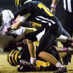 Pendleton High School Varsity Football falls to Crescent High School 33-20