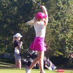Pendleton High School Girls Varsity Golf finishes 8th place
