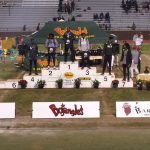 Anderson Wins High Jump at Bojangles Classic