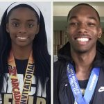 Anderson and Dendy Selected as Region 1 AAA Athletes of the Year